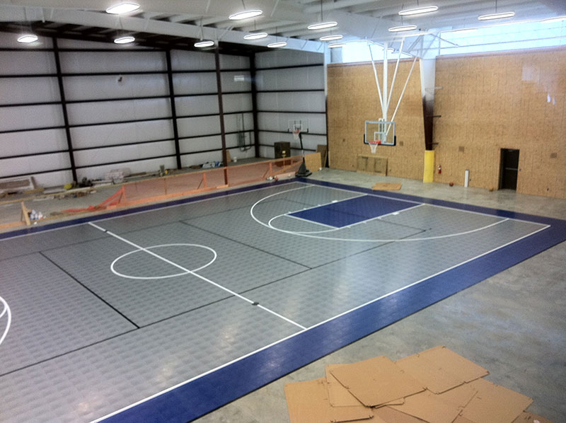 Gymnasium Basketball Facility Sport Indoor Communiity-Centers
