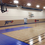 Indoor Commercial Basketball Facility Builder