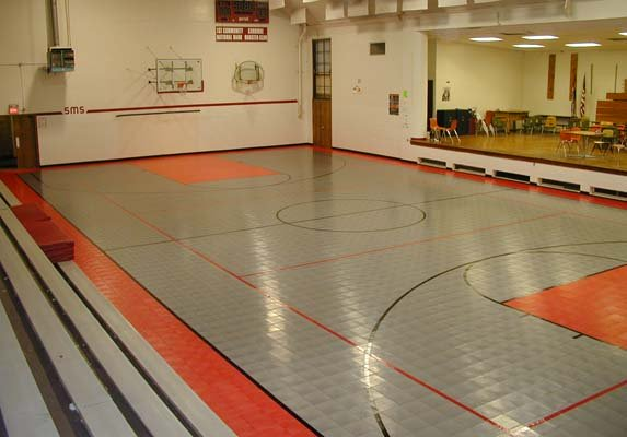 Gymnasium Indoor Facillity Sport Basketball Futsal Multi-sport Sports-Clubs