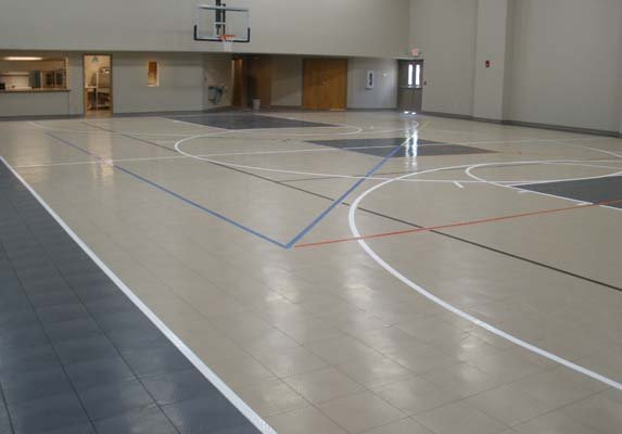 Gymnasium Indoor Facillity Sport Basketball Community-Centers Multi-sport