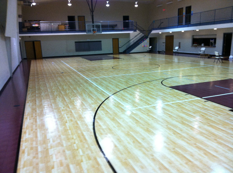 Gymnasium Basketball Facility Sport Indoor Community-Centers Sports-Clubs