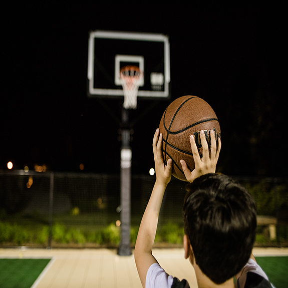 Basketball Court Builder and Accessories