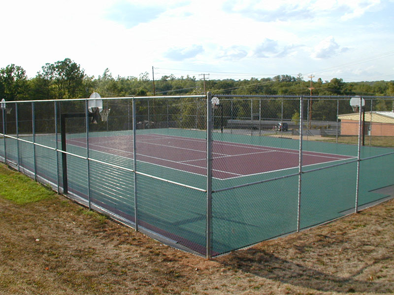 Backyard-court Facility Sport Basketball
