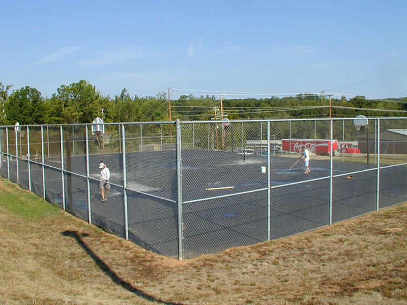 Backyard-court Faciity Sport Basketball