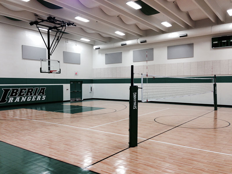 Basketball Facility Gymnasium Sport Volleyball