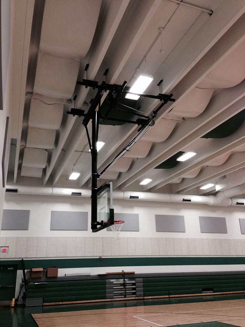 Basketball Accessories Facility Indoor
