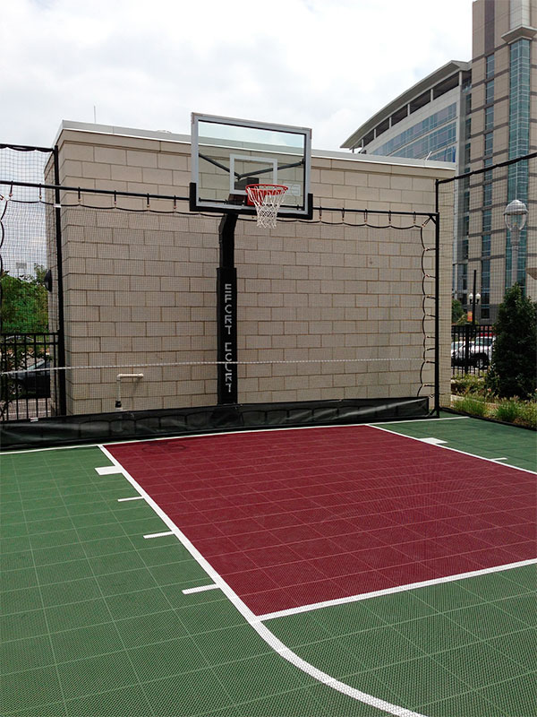 Basketball Gymnasium Facility Sport Outdoor Accessories