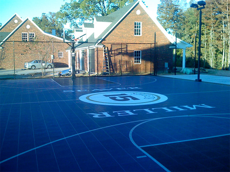 Accessories Basketball Family Backyard-court Sport Schools Outdoor