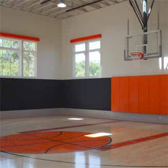 Custom Gym Floors