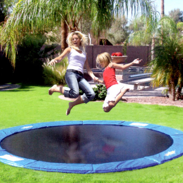 In Ground Trampolines available at Sport Court Southern California