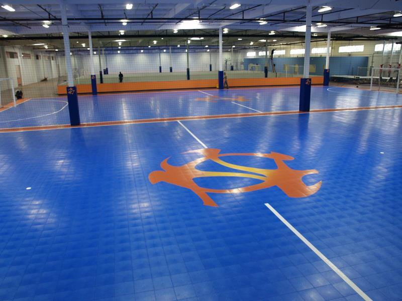 Pay for play gym floors sport court of st louis for Residential sport court cost