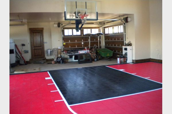 In home fitness flooring sport court of st louis