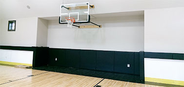 indoor family Sport Court basketball court flooring