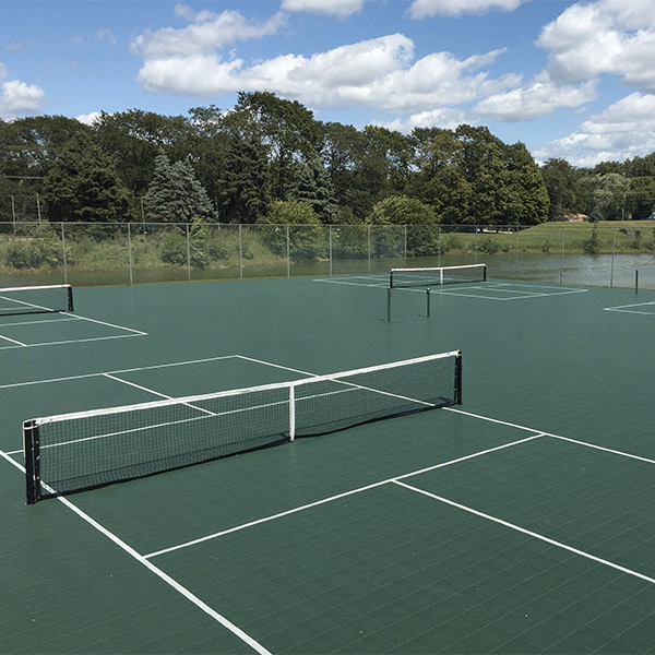 Pickleball Outdoor Commercial