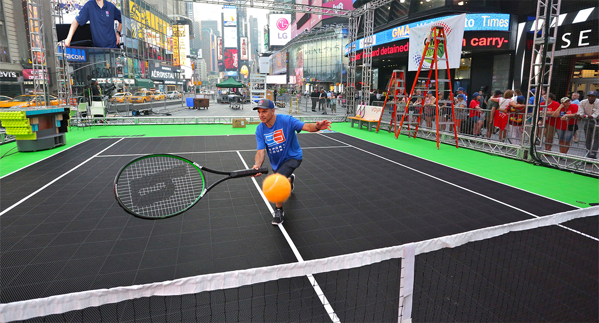 Tennis Installation & Material from Sport Court St Louis