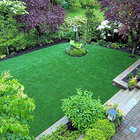 Synthetic Grass Putting Green by Sport Court