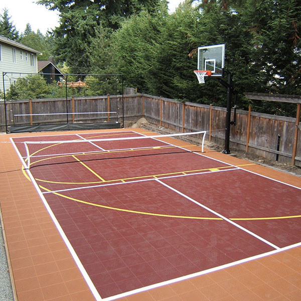 Multi-Sport Game Court