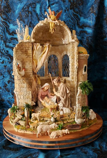 Hallelujah Nativity