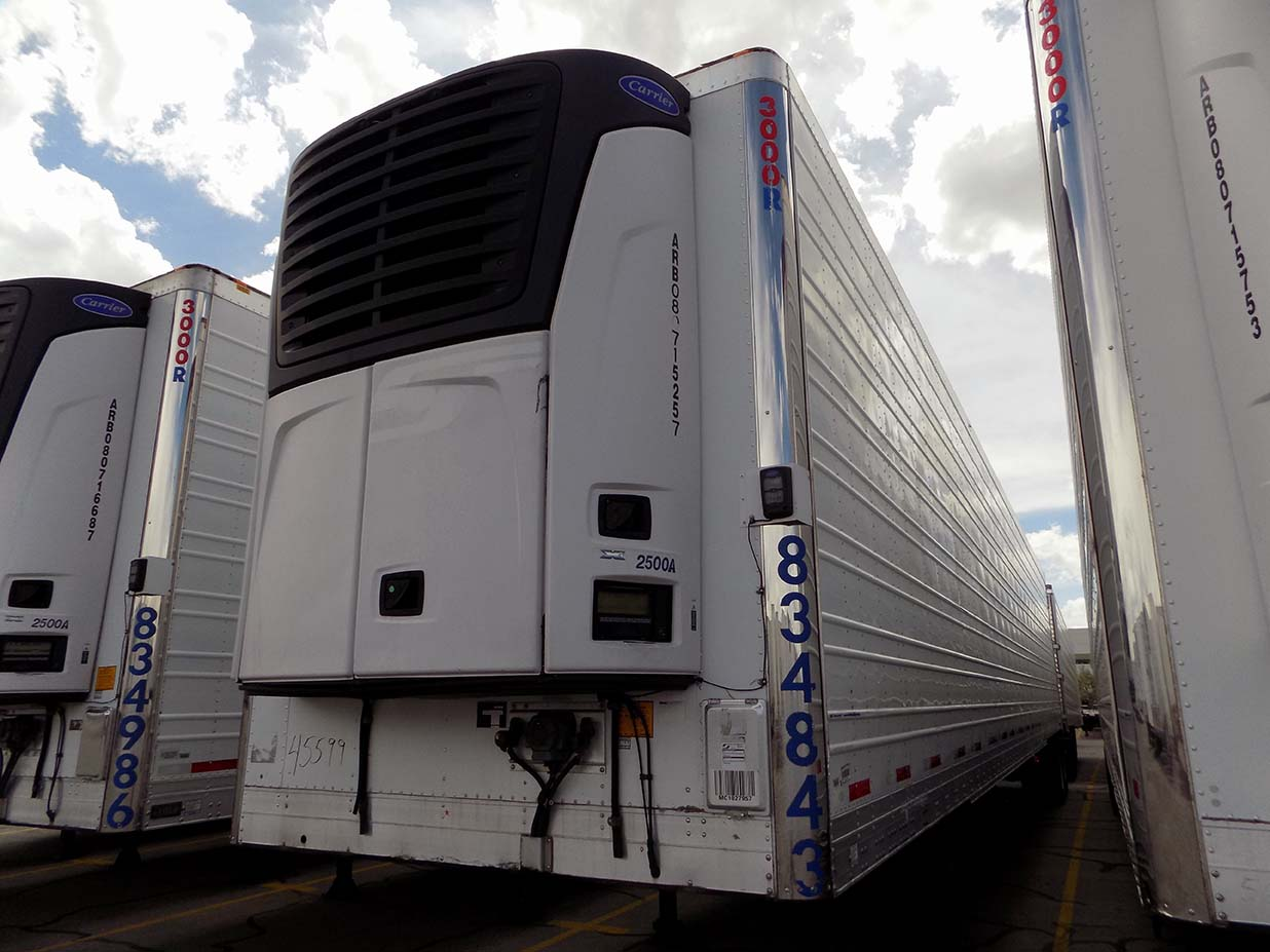 2009 Utility Reefer