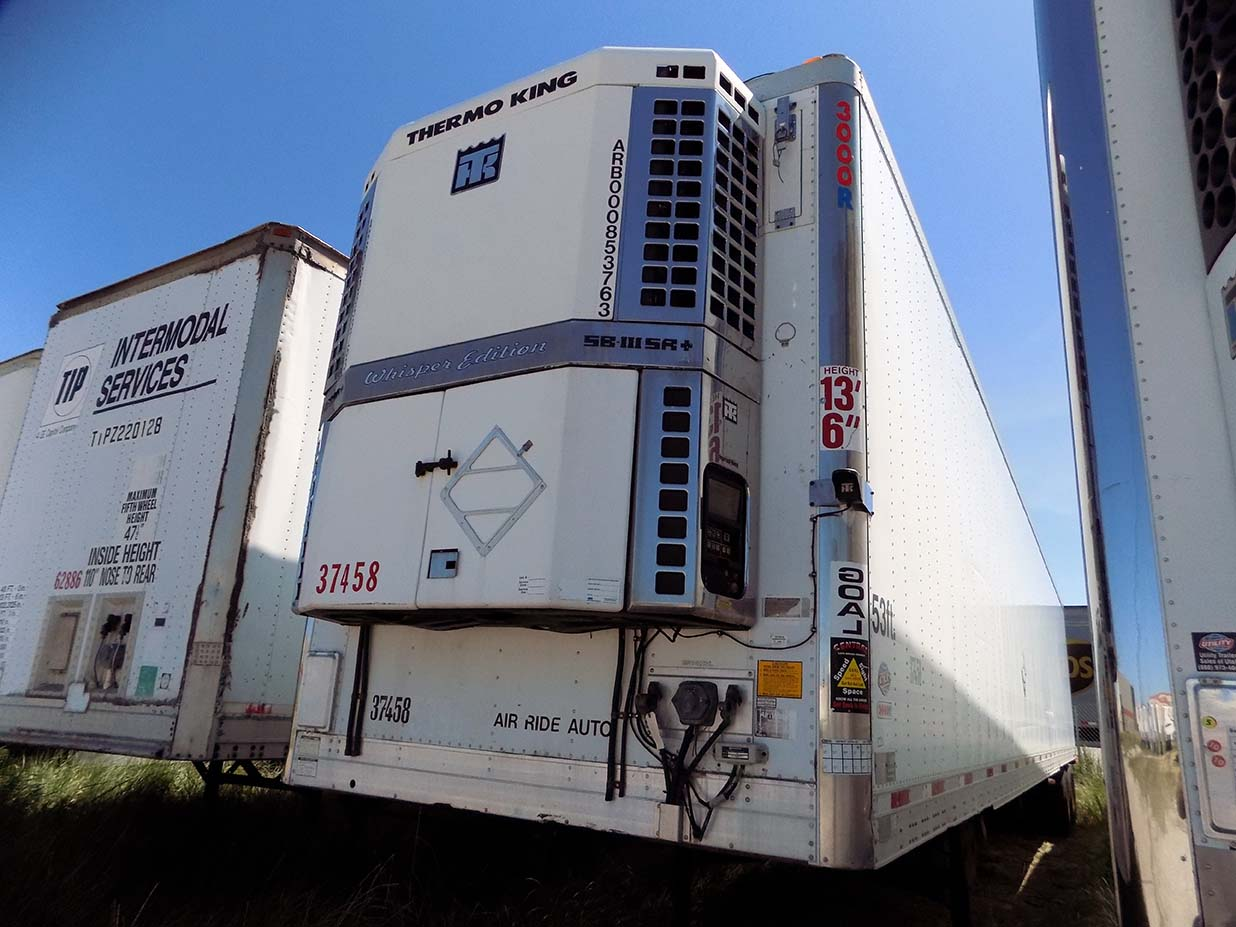 2002 Utility Reefer
