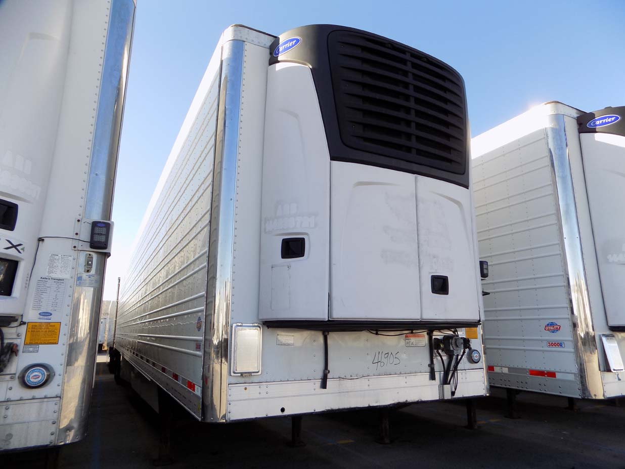 2015 Utility Reefer