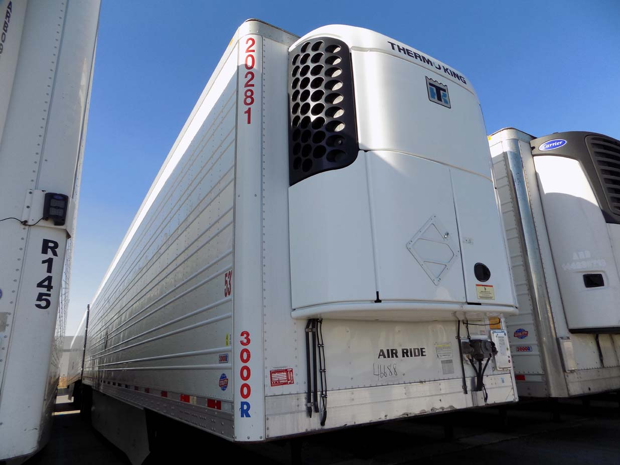 2013 Utility Reefer