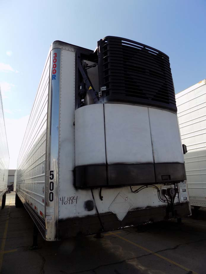 2004 Utility Reefer