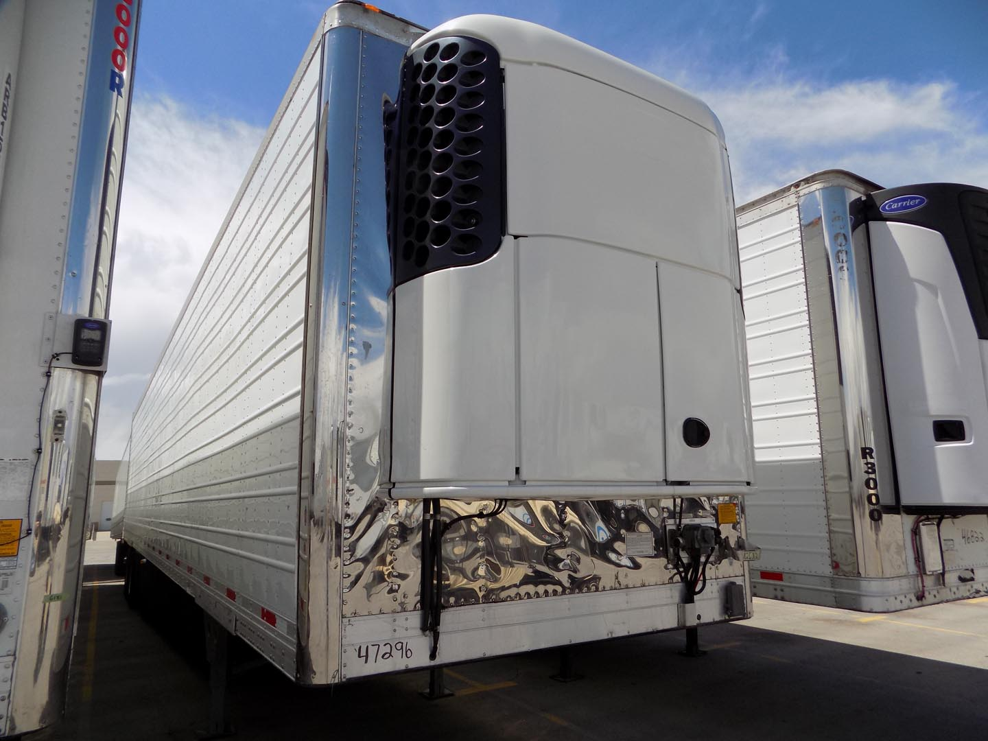2014 Utility Reefer