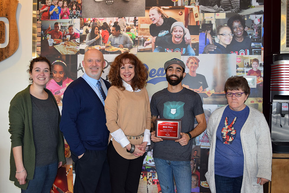 Mod Pizza named King County Employer of the Year