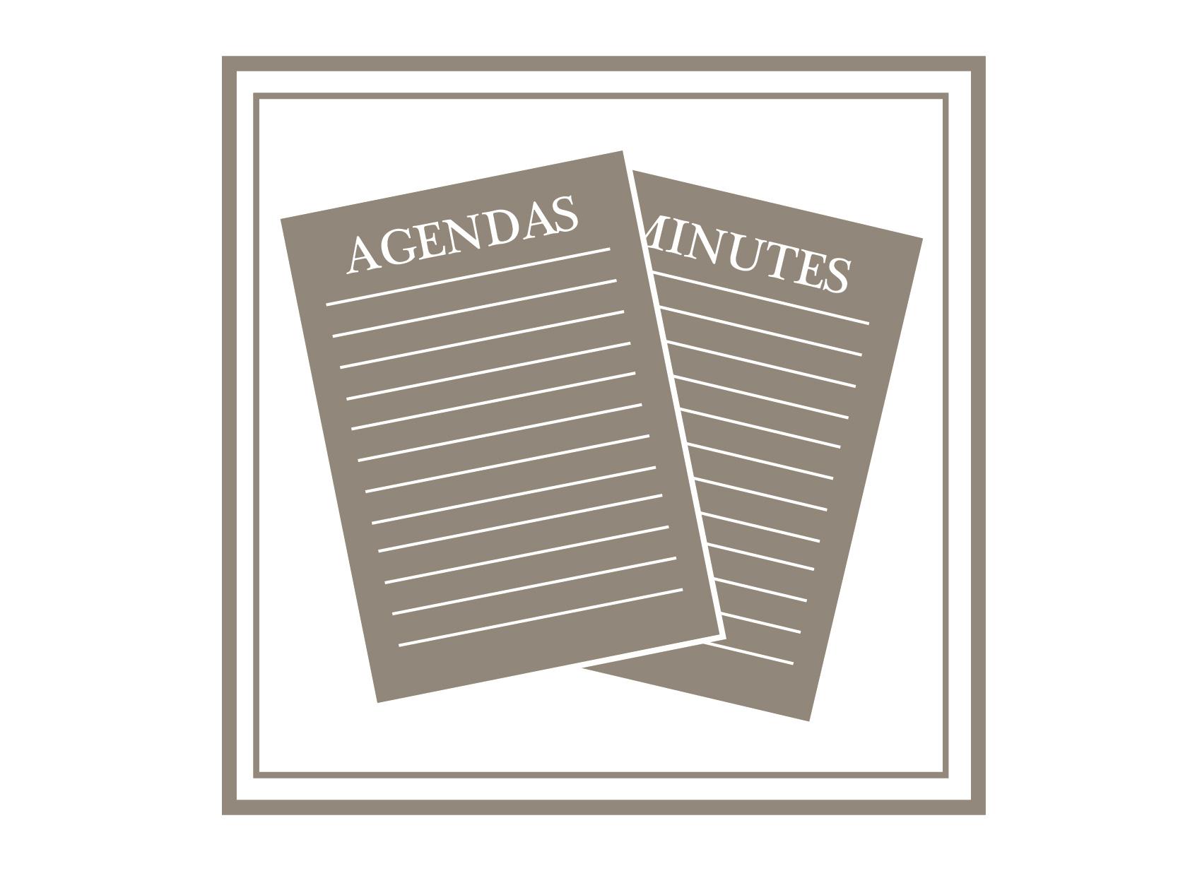 agendas minutes