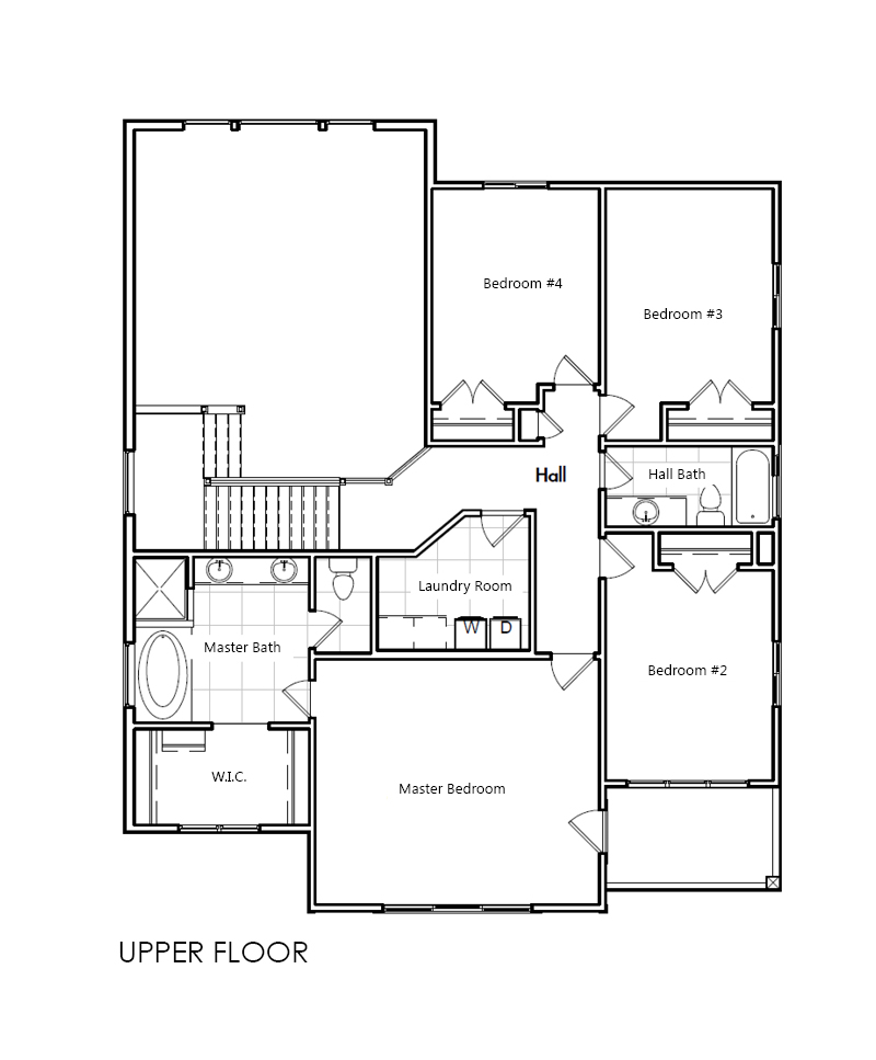Aldenham home plan bach homes for Bach floor plans