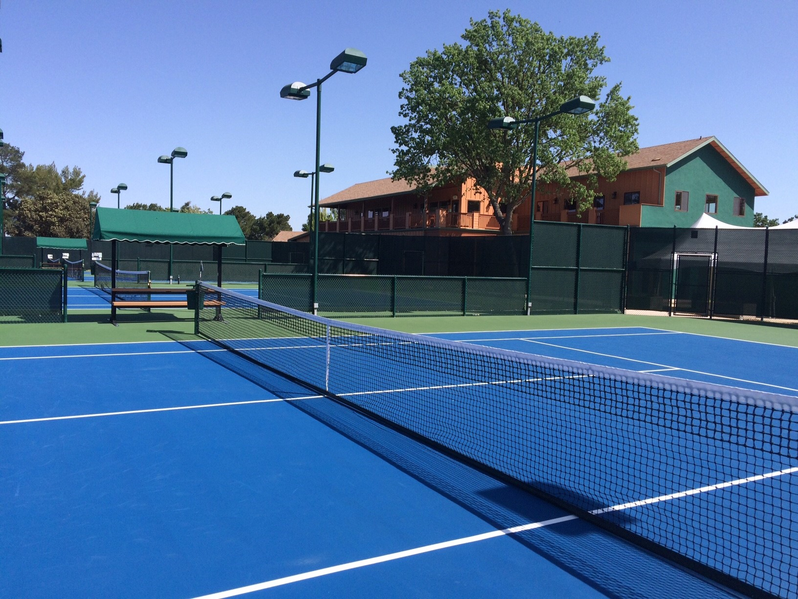 Tennis Court Resurfacing Southern California