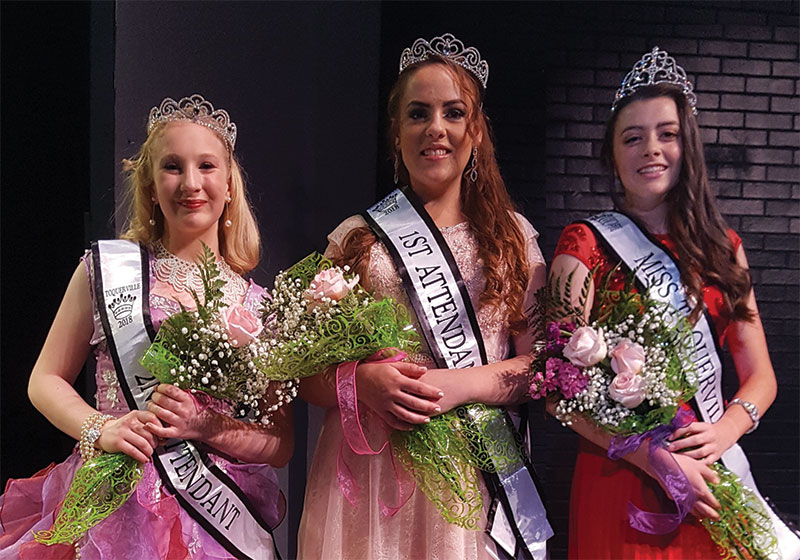 2018 Miss Toquerville Royalty