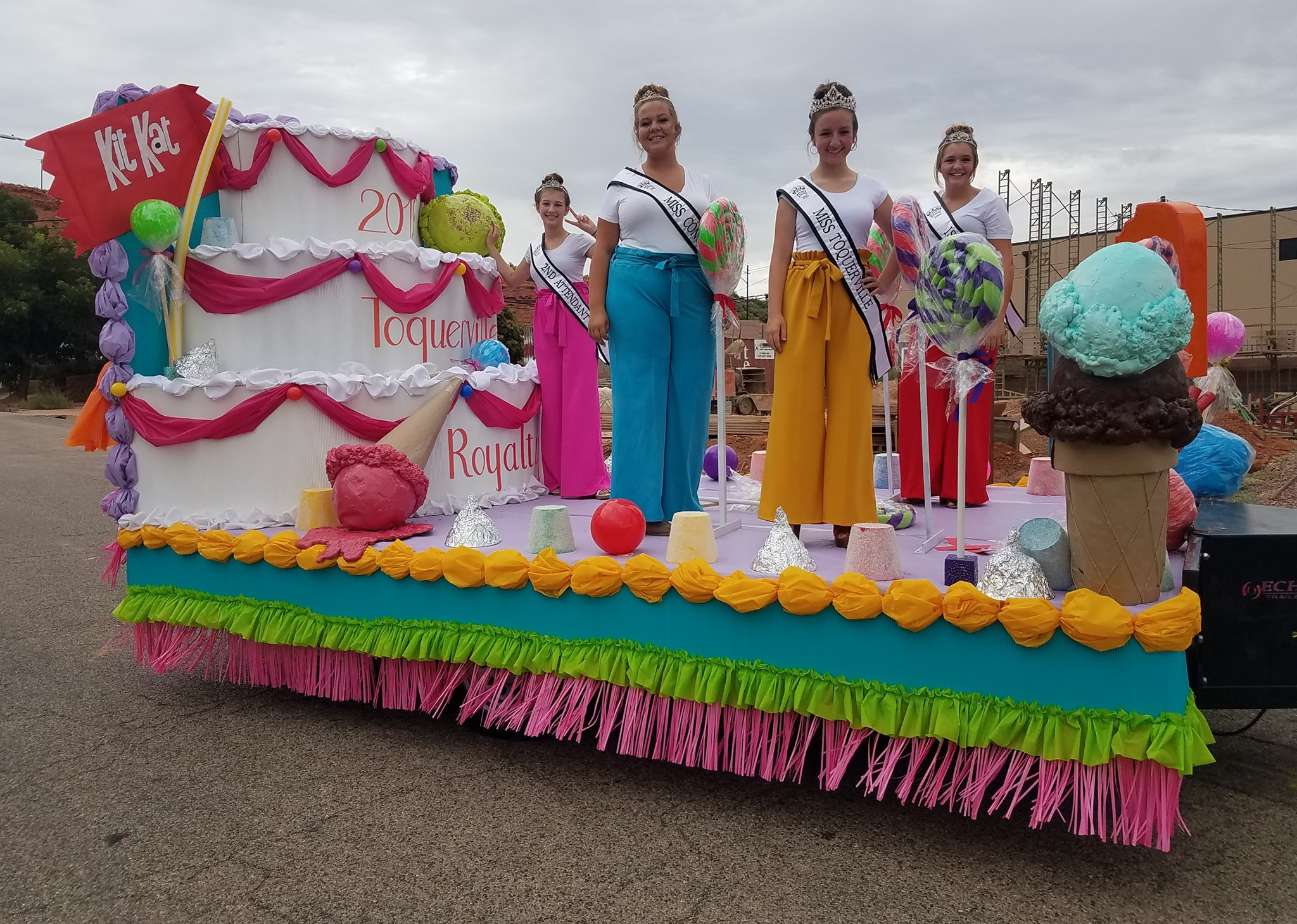 2019 Toquerville Royalty Float