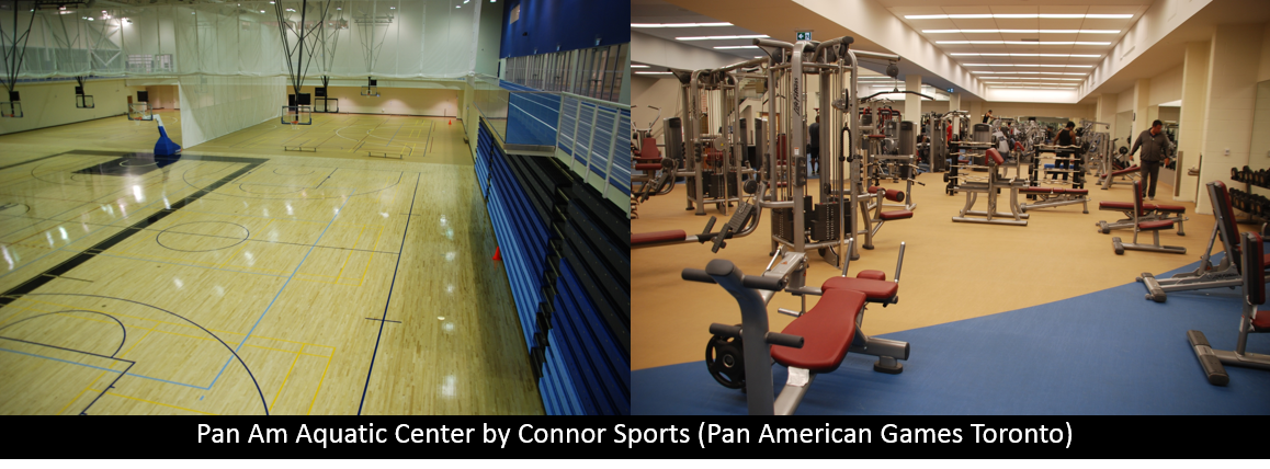 Pan Am Aquatic Center by Connor Sports