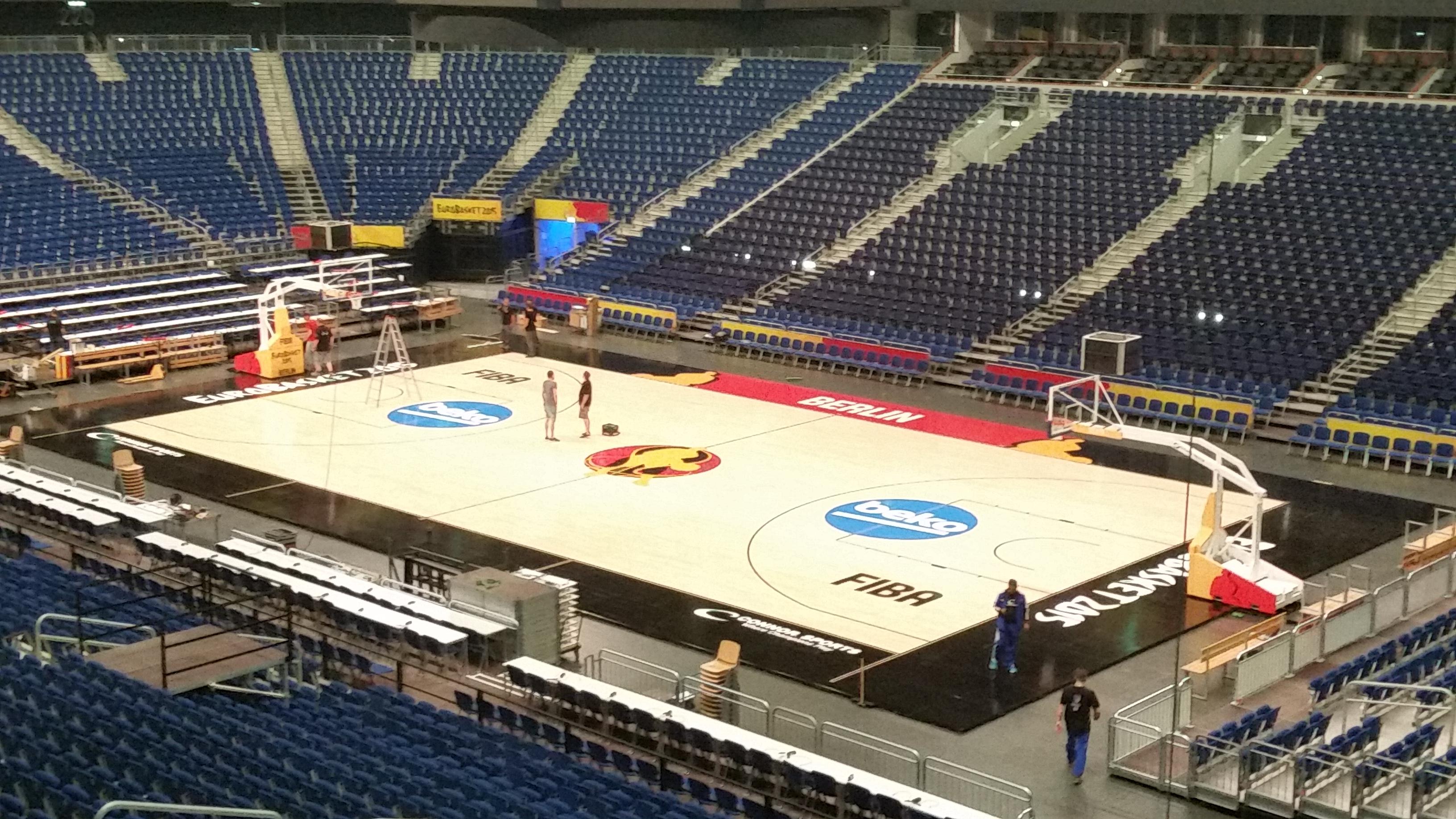 eurobasket berlin