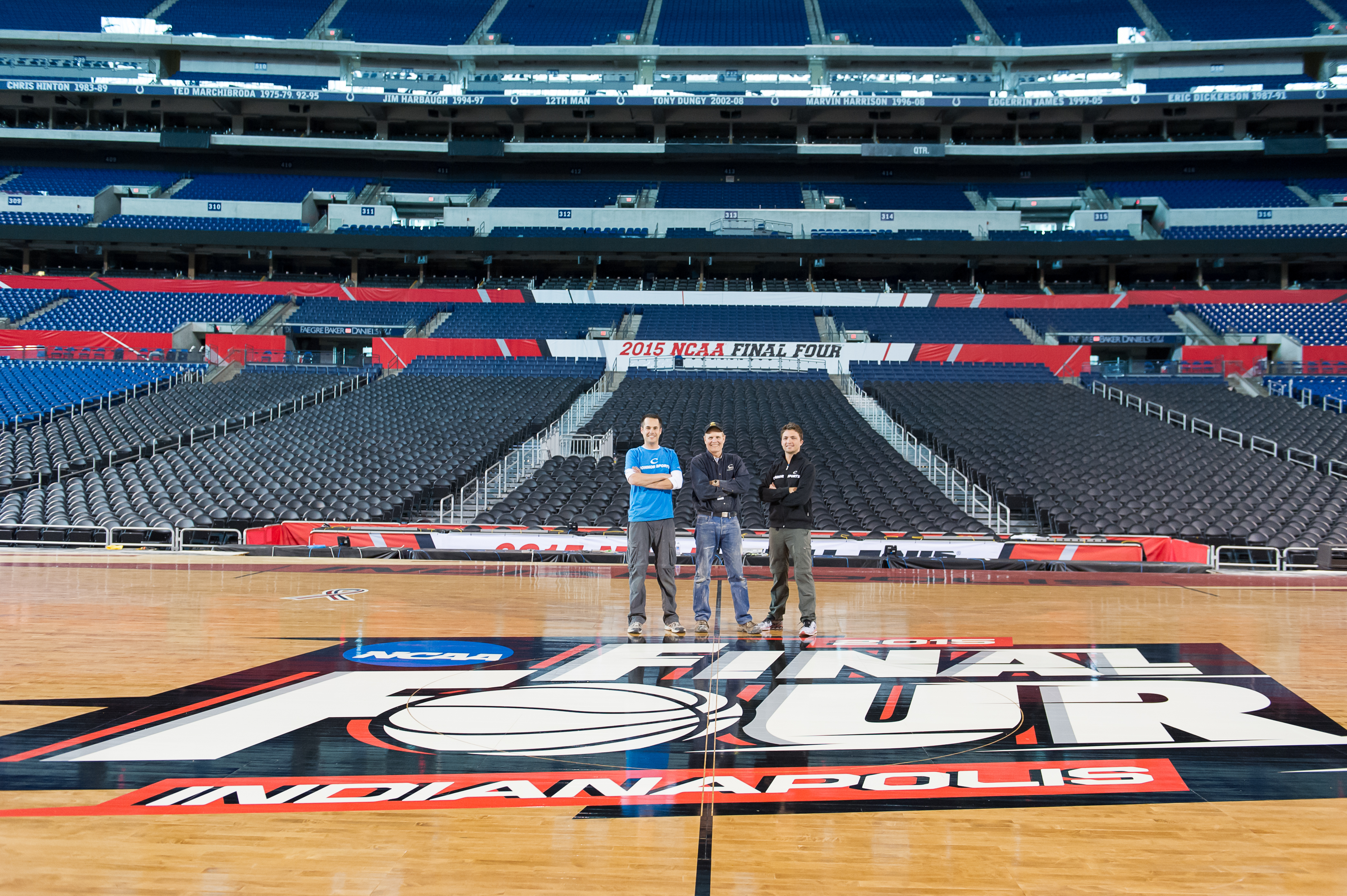 Champions of Customer: Connor Sports Technical Team and the NCAA® March Madness