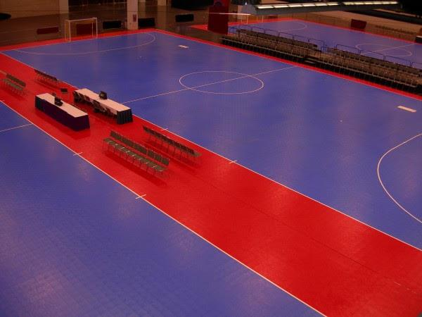 Futsal Gymnasium Facility Indoor Sports-Clubs
