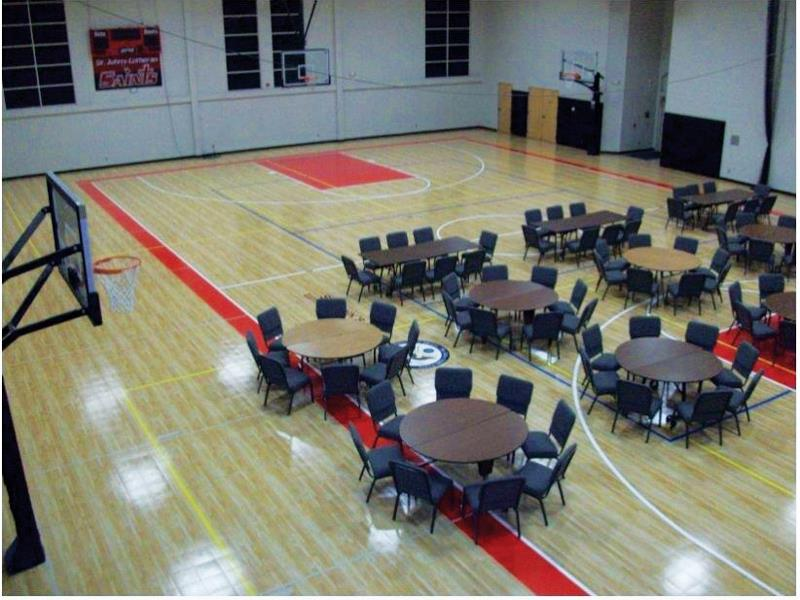 Basketball Gymnasium Facility Sport Church Indoor