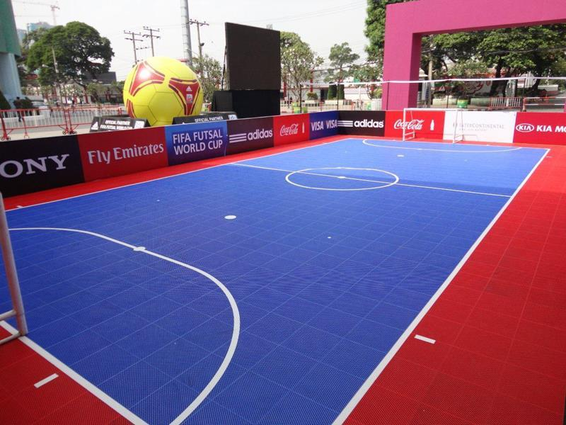 Outdoor-court Futsal Facility Sport Event Outdoor