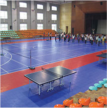 Gymnasium Flooring by Sport Court West
