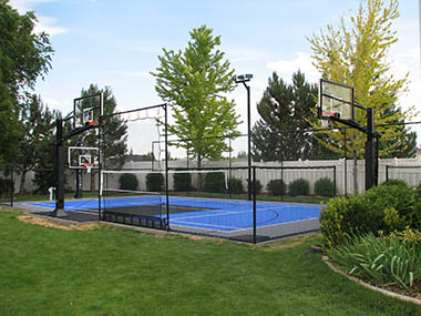 Basketball Court Builder