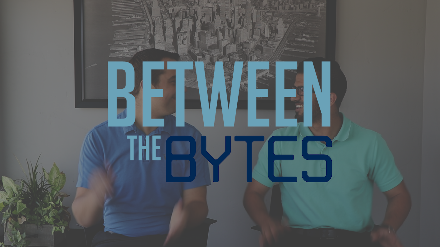 Introducing Between the Bytes: Tech & Biz News Vlog