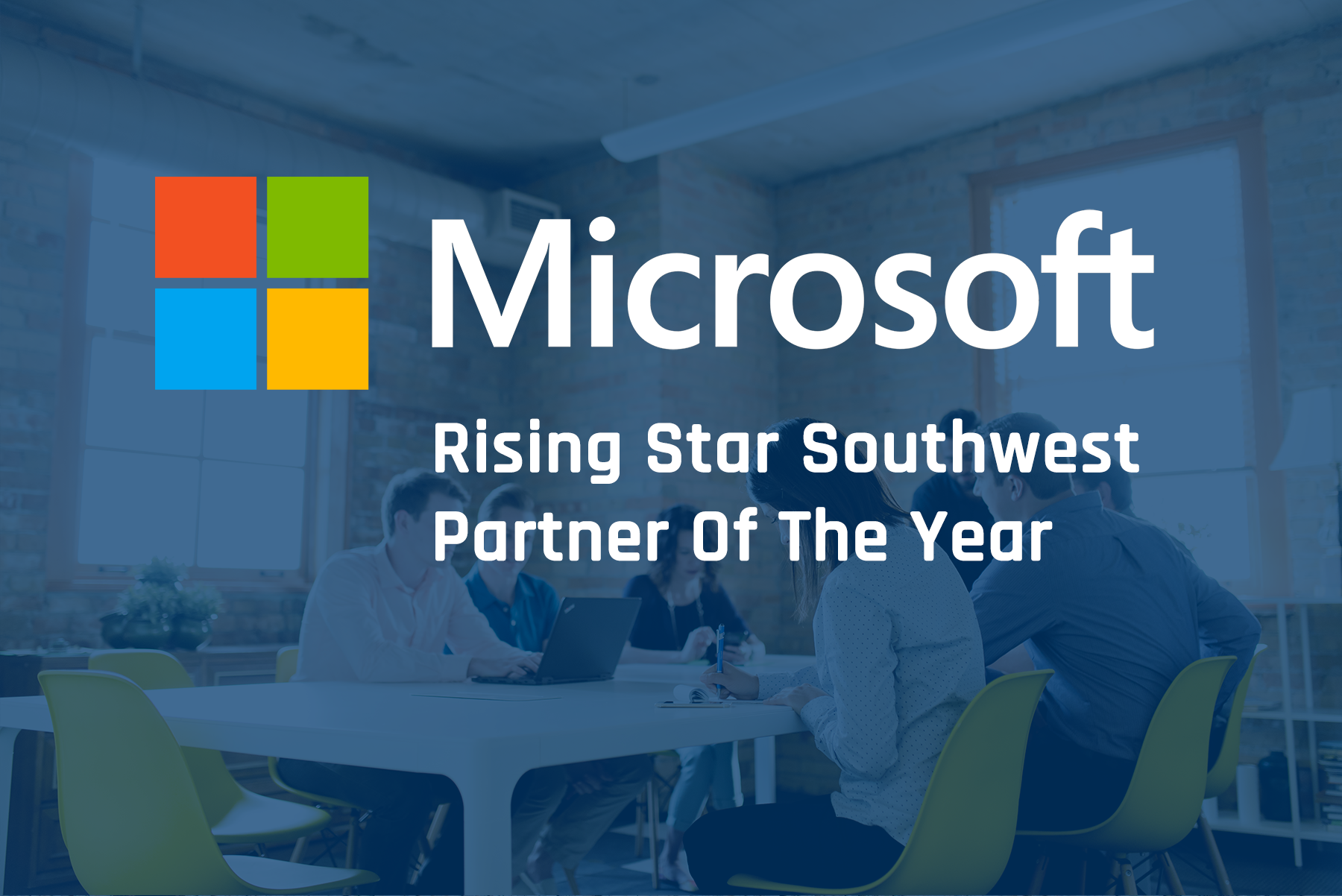 Executech Named 2017 US SMB Rising Star Southwest Partner of the Year