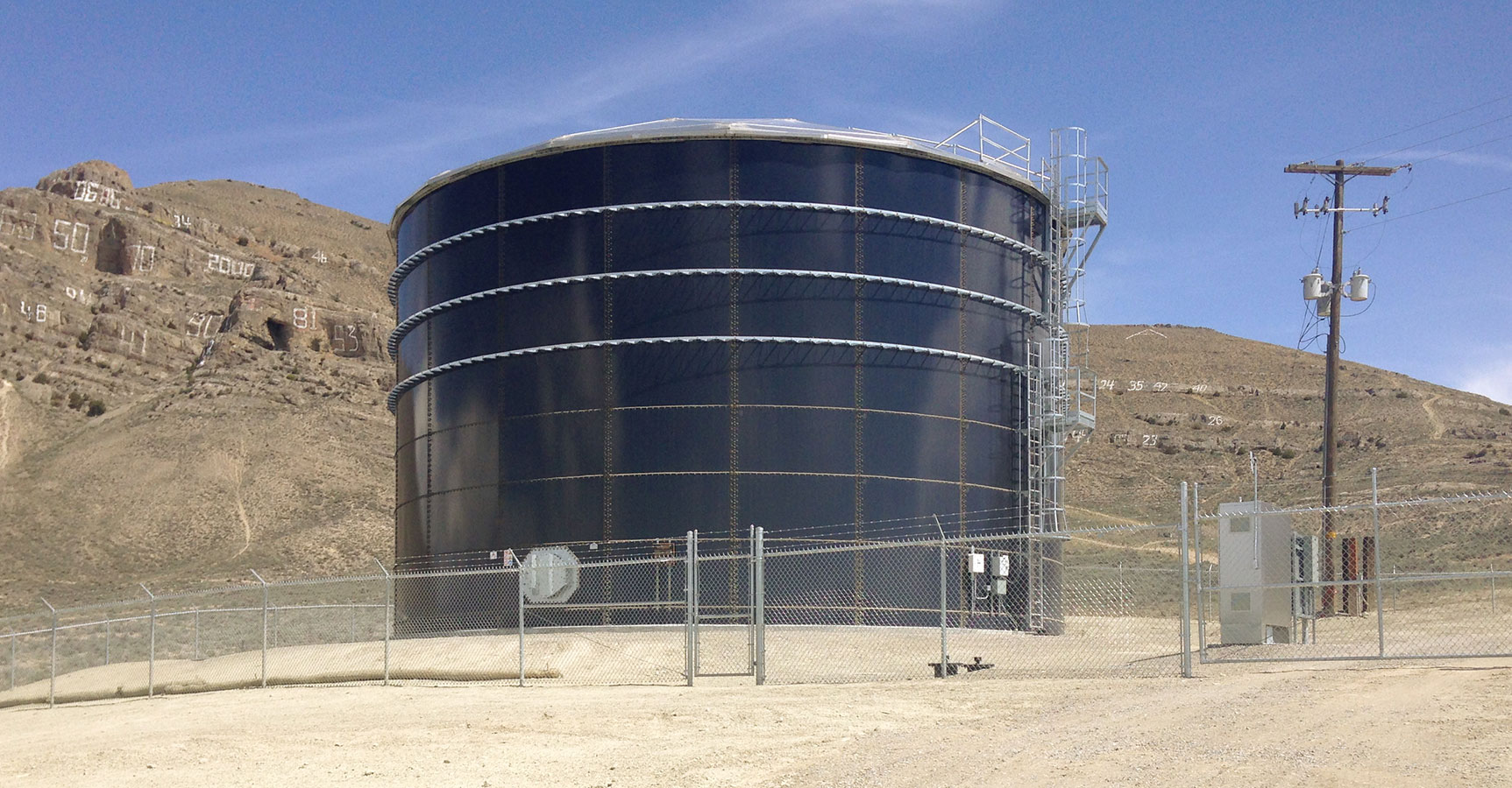 Potable Water Storage