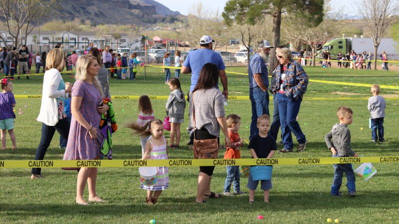 Easter Egg Hunt April 20, 2019
