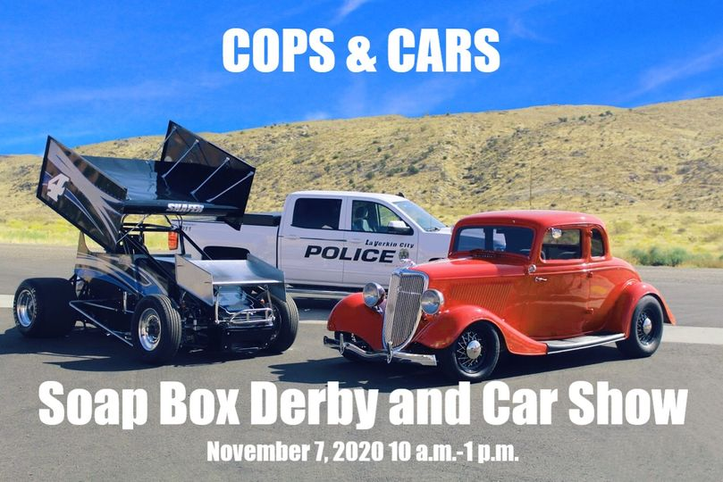 Soap Box Derby and Car Show