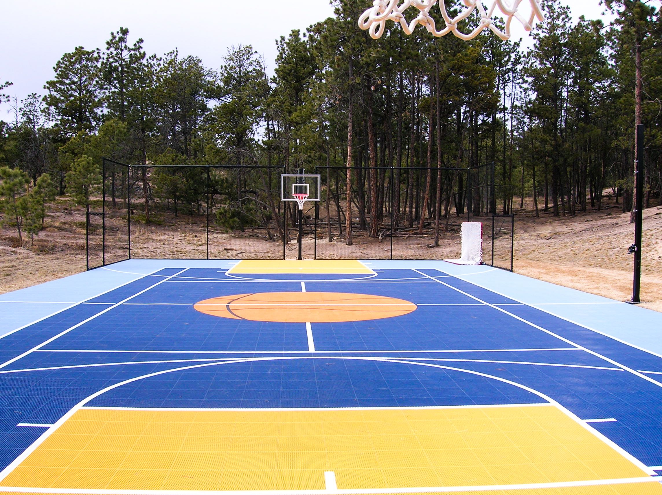 Sport Court Flooring & Court Builders | Sport Court