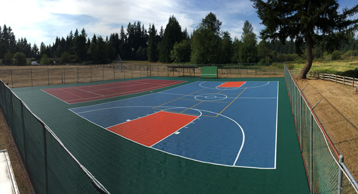 Facility Outdoor Court