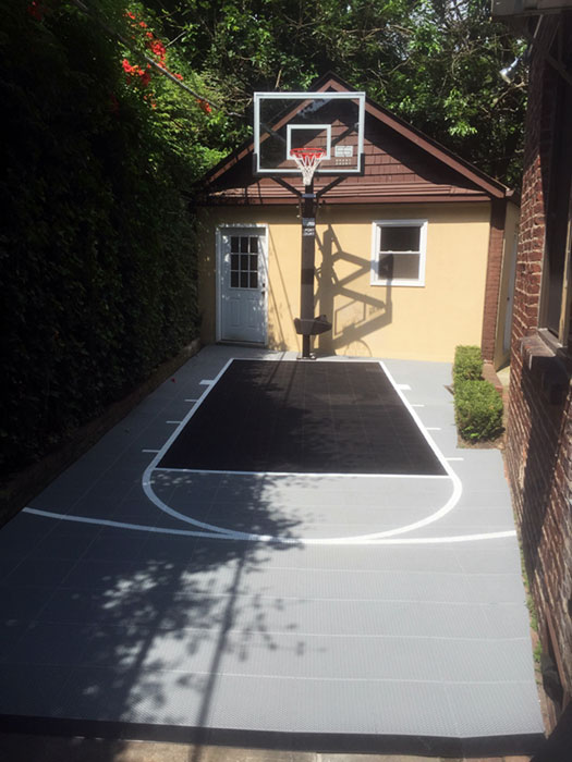 Customized Residential Court